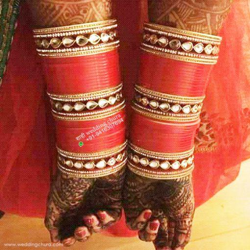 Rayal Punjabi Bridal Chura