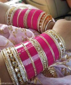 Acrylic Bridal Chooda