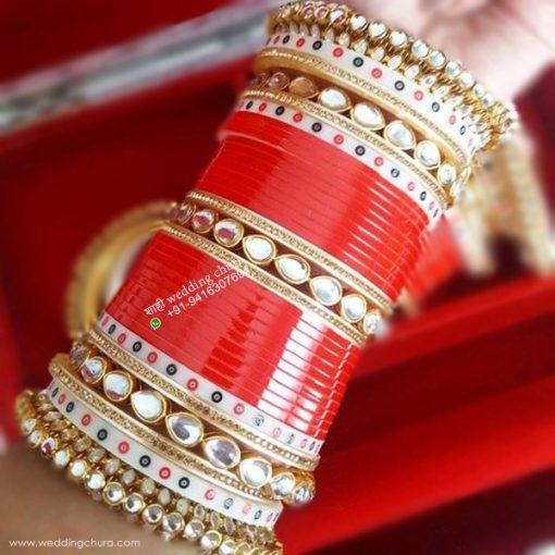 Designer Chura Punjabi Wedding Chura