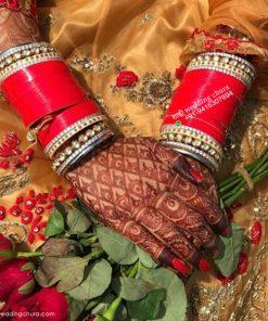 Punjabi Wedding Chura