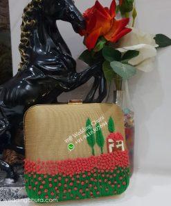 bridal purse wedding
