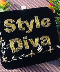 Clutches With Personalized Name