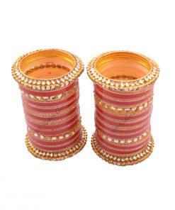 Designer chura for bride